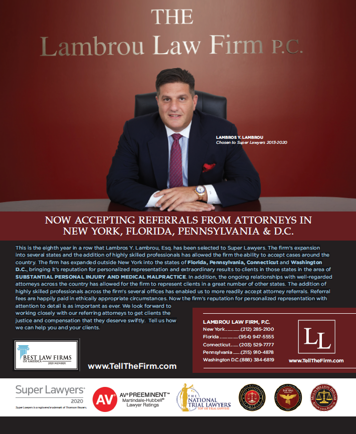 The Lambros Law Firm P.C.